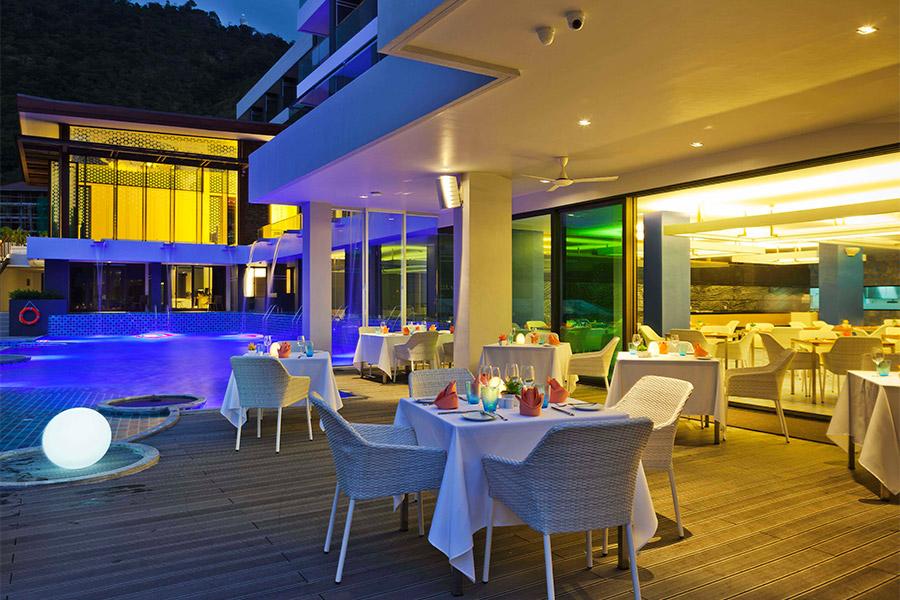 Dining - The Yama Phuket