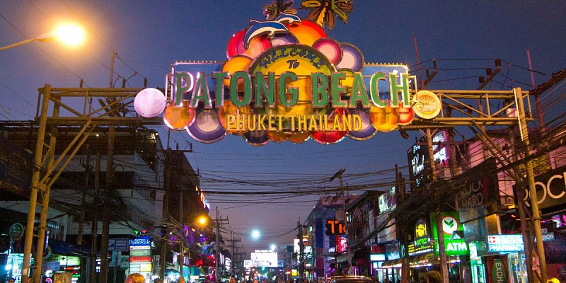 Bangla Road - The Yama Phuket