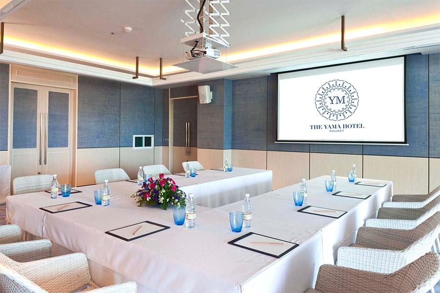Meeting Room - The Yama Phuket