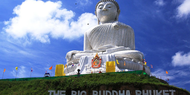Big Buddha - The Yama Phuket