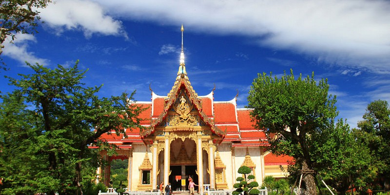 Wat Chalong - The Yama Phuket