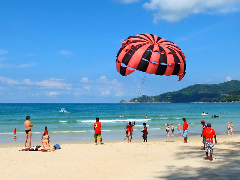 4 Water Activities You Should Try When You Visit Phuket