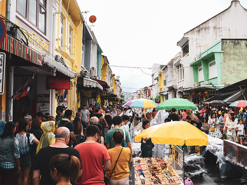 Exploring Phuket Top 5 Places to Shop and Visit in the Area
